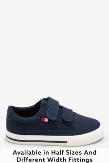 Strap Touch Fastening Shoes (Younger)