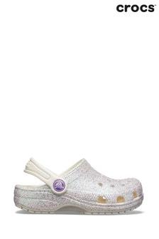 Crocs™ Oyster Classic Glitter Clog
