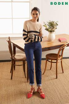 Boden Blue Girlfriend Jeans