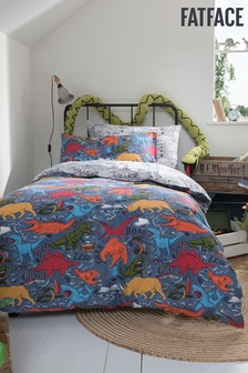 Fat Face Kids Wild Imagination Duvet Cover and Pillowcase Set