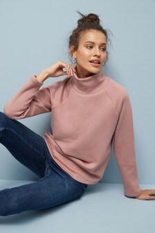 Fleece Back Sweatshirt