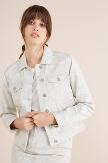 Co-ord Denim Jacket