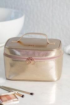 Rose Gold Vanity Bag