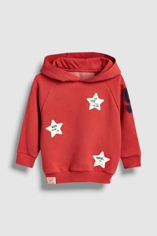 Star Badge Hoody (3mths-7yrs)