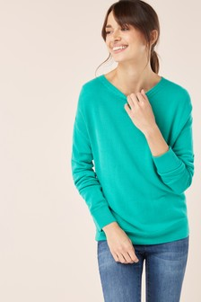 Cosy Boat Neck Sweater
