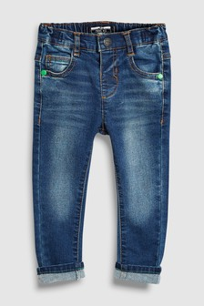 Super Soft Skinny Jeans With Stretch (3mths-7yrs)
