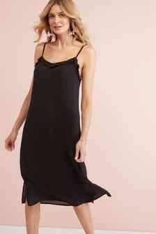 Midi Slip Dress