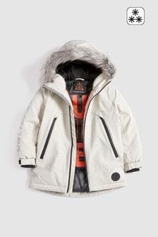 862f5327a Older Boys Younger Boys coats and jackets Cream   Next Australia