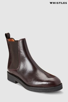 Whistles Arno Rubber Sole Chelsea Boot