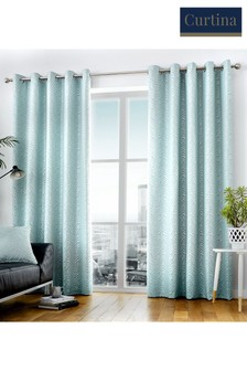 Curtina Africa Eyelet Curtains