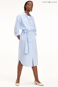 Tommy Hilfiger Essential Shirt Dress