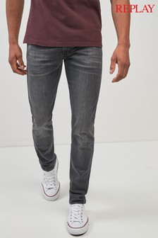 Replay® Anbass Super Stretch Slim Fit Jean