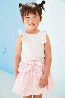 Belted Skirt (3mths-7yrs)
