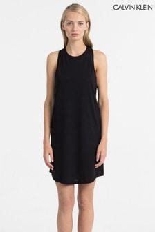Calvin Klein Black Tank Dress