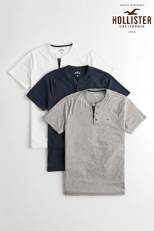 Hollister Tee Three Pack