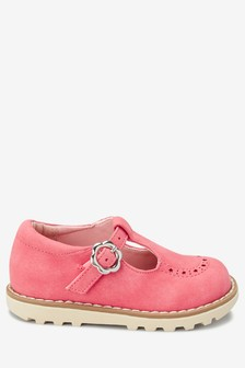 Chunky T-Bar Shoes (Younger)