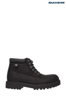 Skechers® Black Sergeants Verdict Boot