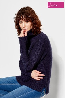Joules Jessie Cable Knit Jumper