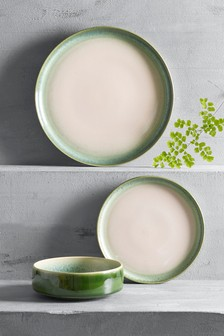 12 Piece Fern Dinner Set
