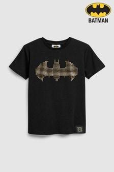 Batman® Raised Logo T-Shirt (3-14yrs)