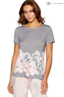 B by Ted Baker Grey Top