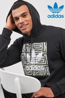 adidas Originals Black Dakari Hoody