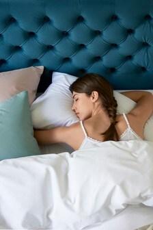 Set of 2 Sleep In Comfort Soft Pillows