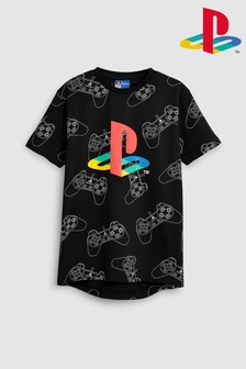 PlayStation™ All-Over-Print T-Shirt (3-16yrs)