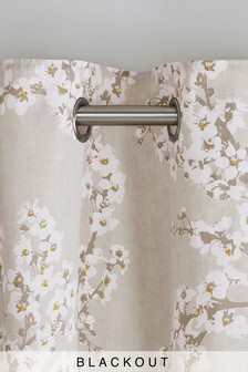 Blossom Eyelet Curtains
