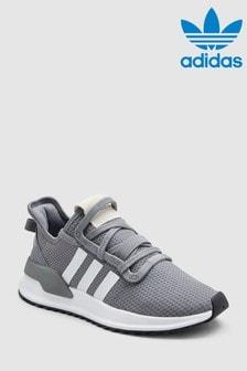 best service 2d688 6a16a adidas Originals Grey U Path Youth