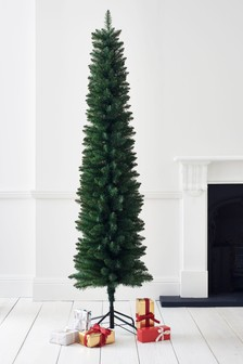 Forest Pine Slim 7ft Unlit Christmas Tree