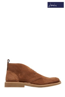 Joules Lynton Lace-Up Suede Boot