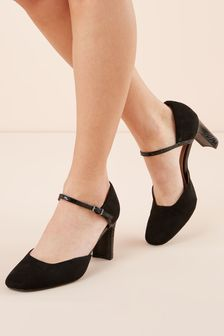 Forever Comfort Two Part Mary Janes