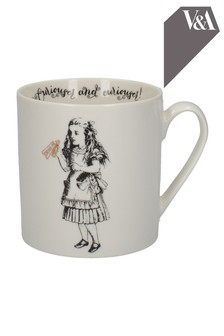 V&A Alice In Wonderland Alice Mug