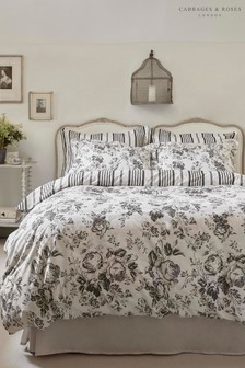 Cabbages & Roses Paris Duvet Cover