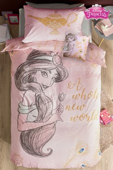 Disney™ Jasmine Duvet Cover And Pillowcase Set