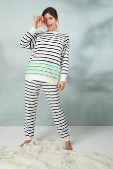 Boat Neck Cosy Pyjamas