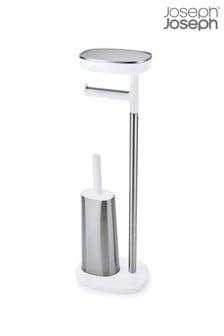 Joseph® Joseph Easystore Butler Plus Standing Toilet Paper Holder With Flex Steel