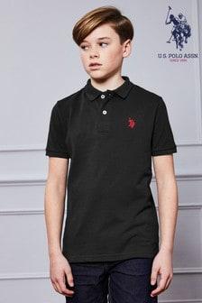 U.S. Polo Assn. Black Polo