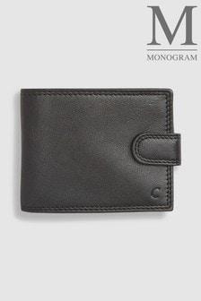 Monogram Leather Extra Capacity Wallet