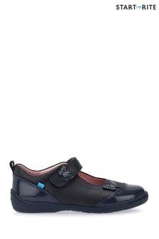 Start-Rite Blue Swing Shoe