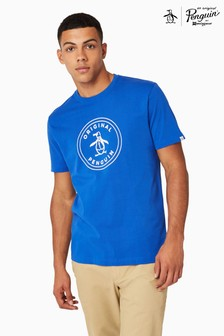 Original Penguin® Surf The Web Logo T-Shirt
