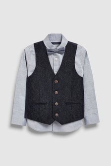 Heritage Waistcoat Set (3-16yrs)