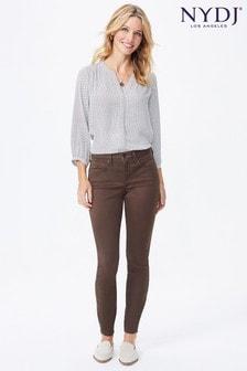 NYDJ® Dark Brown Ami Skinny Jean