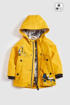 Printed Rubber Anorak (3mths-7yrs)