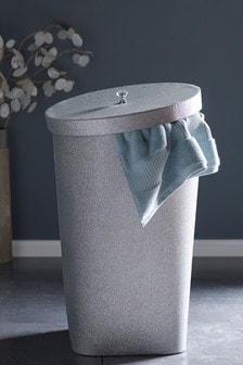 Glitter Laundry Bin