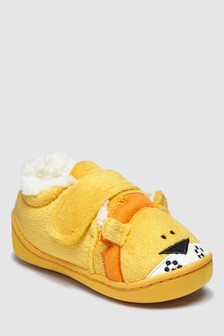 Lion Slippers (Younger)