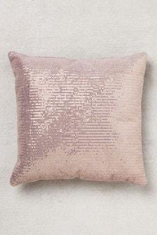Sequin Velvet Cushion