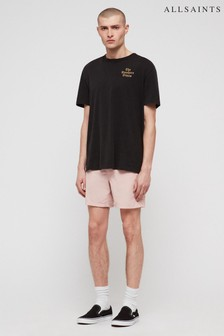 AllSaints Pale Pink Warden Swim Short