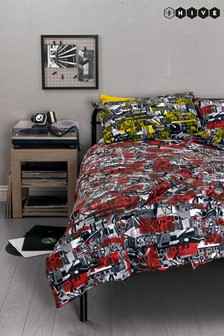 Hive Urban Decay Duvet Cover and Pillowcase Set